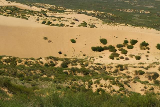 """中国""""隐藏沙漠""""的小村庄,与世隔绝几百年"""