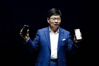 华为余承东:9月发布Mate系列手机搭载麒麟芯片