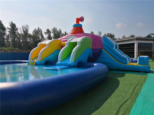 热高乐园巴厘岛水世界_水上乐园设计_鸭鸭水乐园