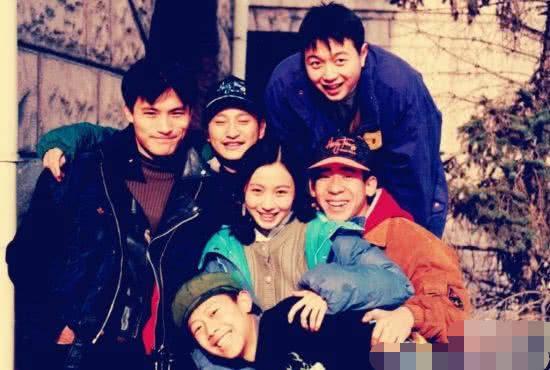 黄磊和陶虹等人,一个明星能红十几年,但是很多都是客串角色了(图4)