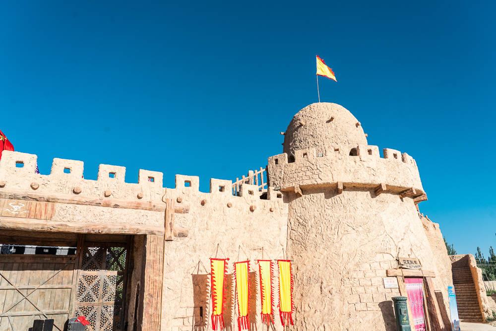 原创            新疆有座神秘的古城,距今1500年历史,1218年成吉思汗西征时被毁
