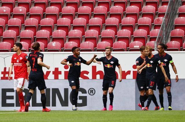 德甲-科隆主场3分钟连追2球 2-2绝平杜