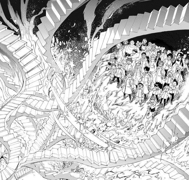 约定的梦幻岛:烂尾可能性增大,孩子们回到人类世界_艾玛