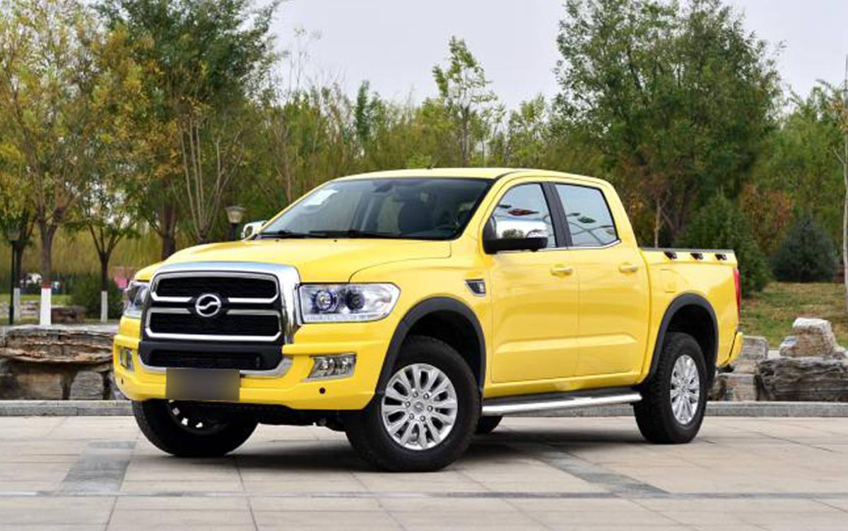 中兴领主2.4T汽油商用版上市价格为9480-1088万元