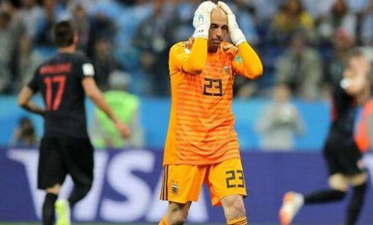 卡巴列罗自曝世界杯失误真因!球迷:我当时很想捶他