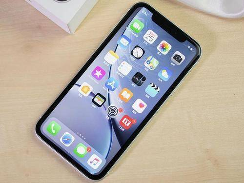iPhone苹果开启iPhone XR官翻机 相比新机折扣约为16%
