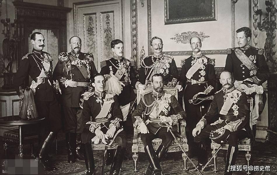 一战的十大经典照片,有一幅是奧匈帝国皇储,他是一战的导火索