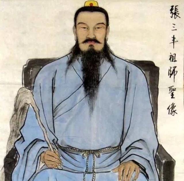 金庸小说武当派创始人张三丰,在历史上存在吗?他活了多少岁?