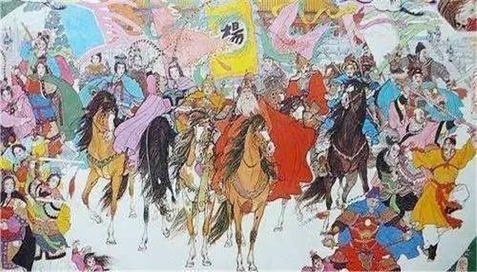 故事传记:杨家将是如何被一步步神话的宋元明清