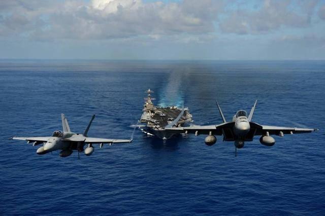美军按计划采取军事行动,企图让中国不可能赢,专家:不会实现