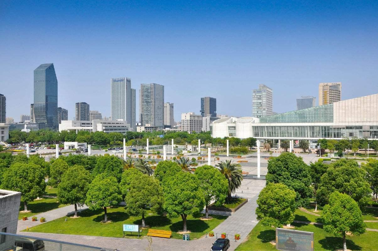 浙江城市gdp_浙江极具潜力的城市,GDP突破万亿大关,不输杭州未来有望超越