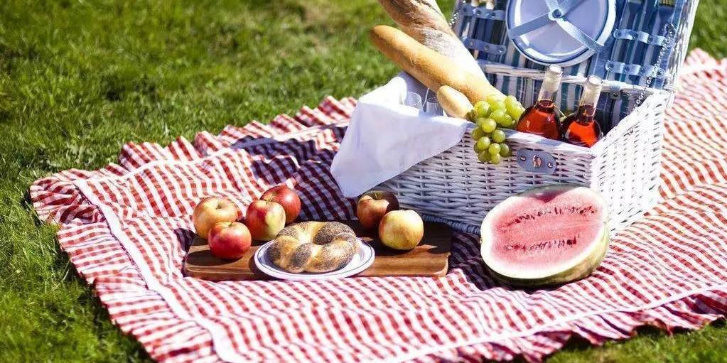 """你离野餐差的不止是一块""""红白格子布""""!英国数学家支招野餐正确打开方式"""