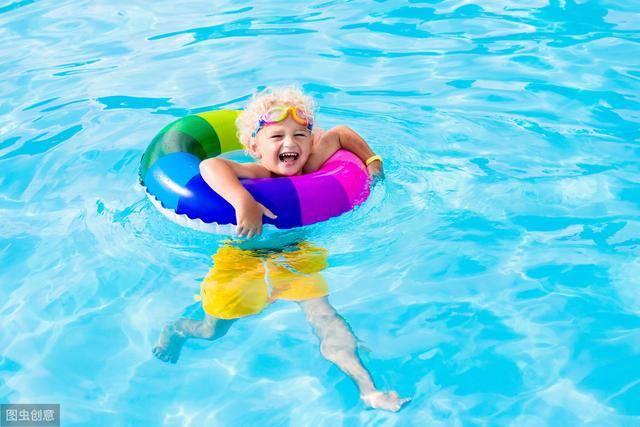 寶寶夏季游泳需小心這5類疾病