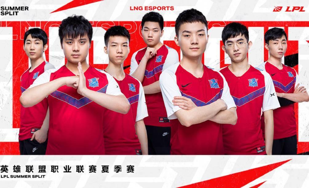 太丢人了!LNG首发五人韩服排在同一局,却惨被LDL选手+路人暴打