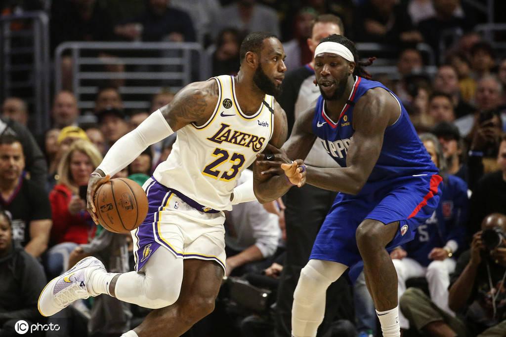 NBA复赛看点梳理:奇葩赛程造惊喜 湖人等来夺冠良机