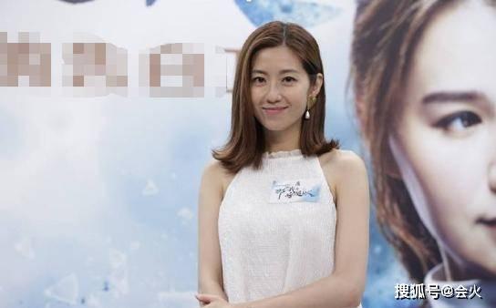 [陈自瑶]被问视帝老公却立刻黑脸真离了?TVB女星上一秒还在对镜头甜笑
