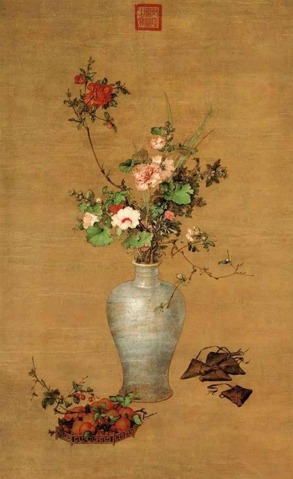 中式六大花器,每一件都美到心坎里