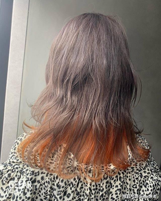 发型■不妨尝试日本女生之间正红的冰雪裙摆色!想为夏日改换发型