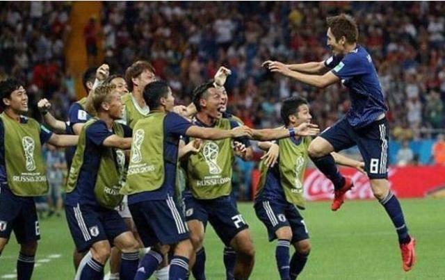 国足世界杯前路未卜,但日本队杀入世界杯四强已绝非不可能
