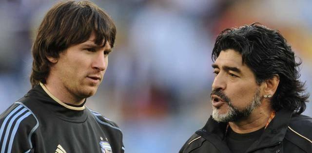 他带领阿根廷队勇夺世界杯,但是梅西在世界杯,有高光表现吗