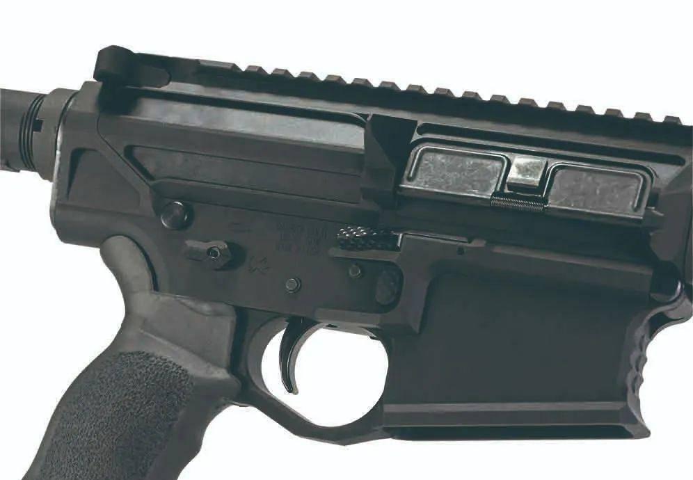 HK416 G36和M16A4問題