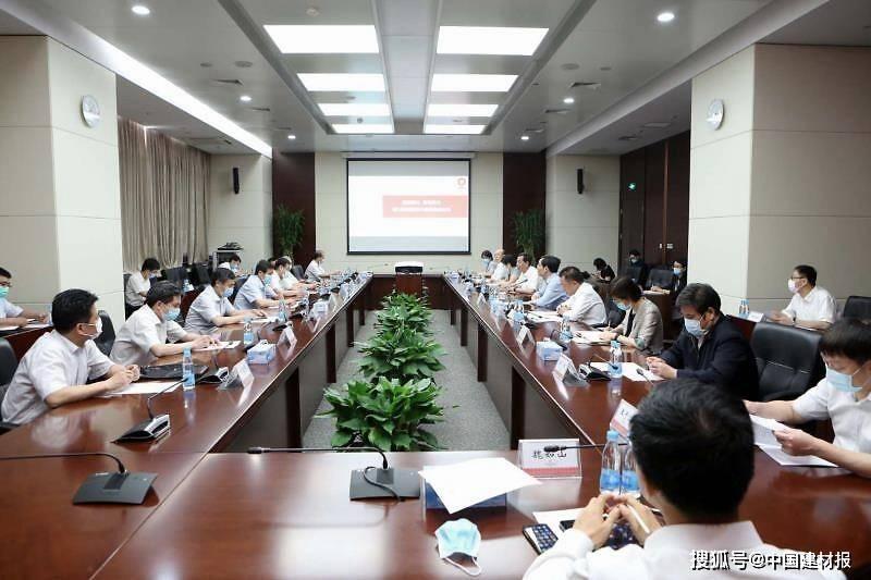 乔龙德对中国建材团体恒久以来给予中国