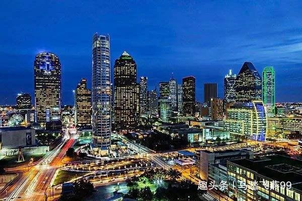 美国人口最多的十个城市是哪些?排行如何?有你去过的城市吗?