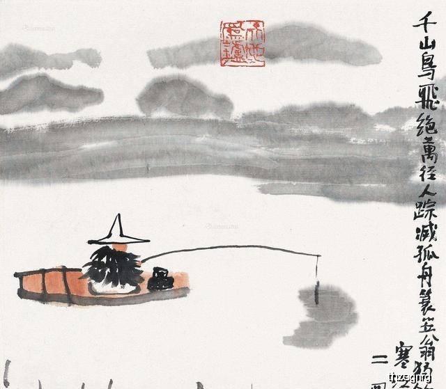 他画船不画水被嘲笑无知,如今成千古名画 专家 放大15倍,值了