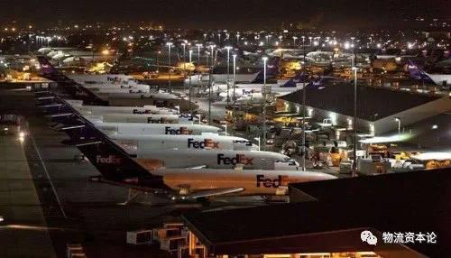 打造物流之城,孟菲斯机场与FedEx全国货运共生的秘密