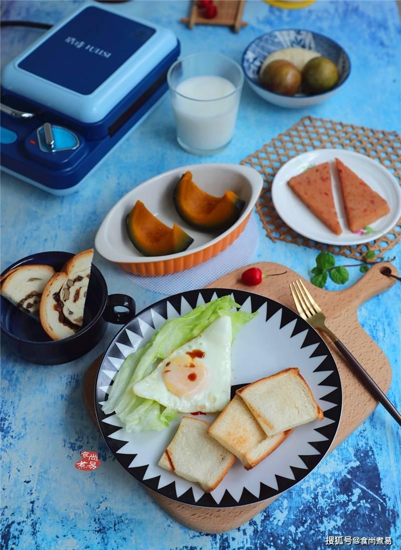 #营养#营养均衡随意搭配,饱腹好吃又简单,家人最近迷上了这款早餐