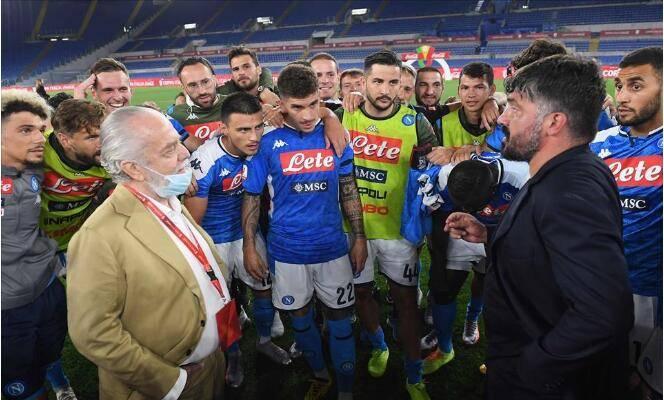 原创            那不勒斯夺冠赛后:一场面足见欧洲足球为啥强大