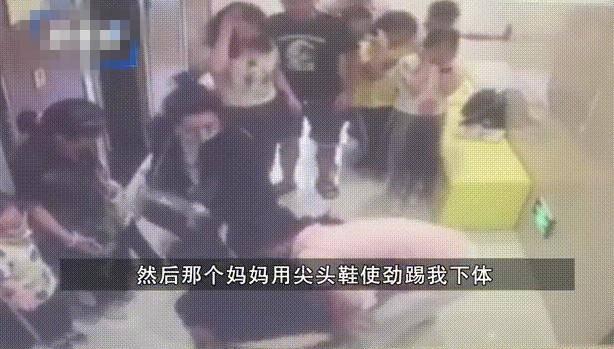 原创10岁女孩母亲组团殴打老师:妈妈蛮横无理,孩子就学得嚣张跋扈