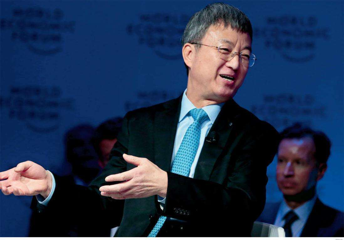 朱民:人民币已成为世界上最大的货币互换圈,世界需要多元的货币均衡框架