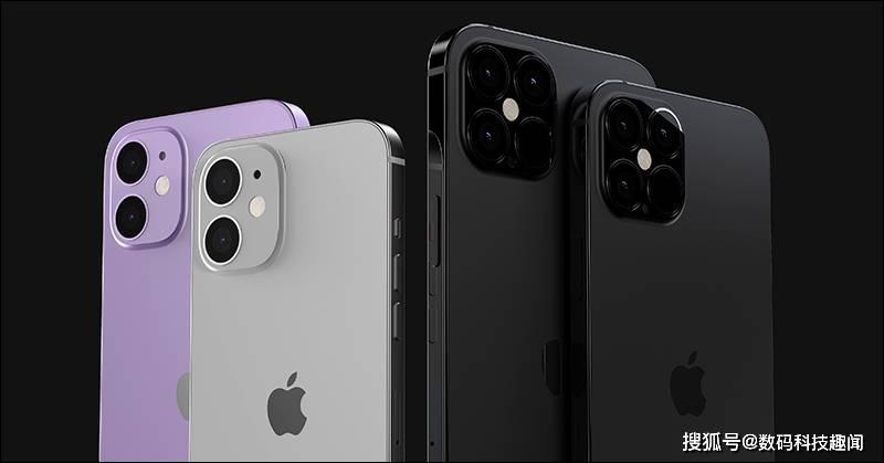 國外主播制作iPhone 12模型與iPhone SE比對,機身尺寸竟然更小?