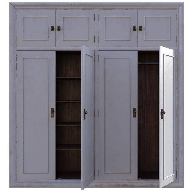 推拉门还是平门?衣柜门选错了,衣柜很
