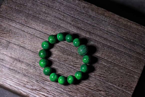 虬角骗局:文玩虬角是什么?虬角为什么要染成绿色? 网络快讯 第3张