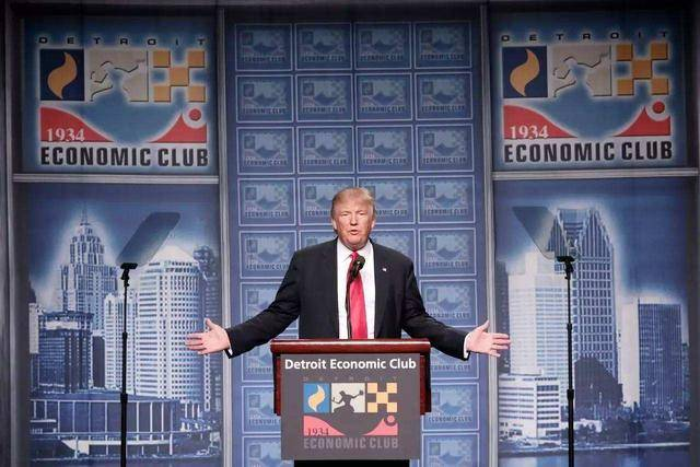 """美国明明靠国际贸易发家,为什么却开始""""闭关锁国""""了呢?"""