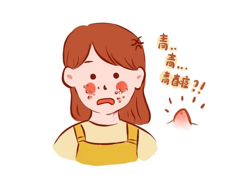 """肠内有""""毒,""""脸先知?提醒:脸上3个迹象明显,提示该排肠毒了 营养补剂 第4张"""
