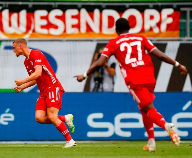 半场-科曼闪电破门屈桑斯轰世界波 拜仁