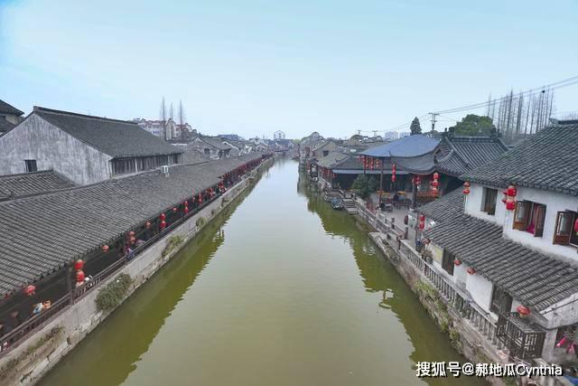 上海这座1500年历史的江南古镇,幸好还没有商业化太严重