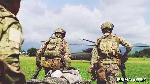 美特种兵入台,专家:如台海不测,责任在美国和台当局