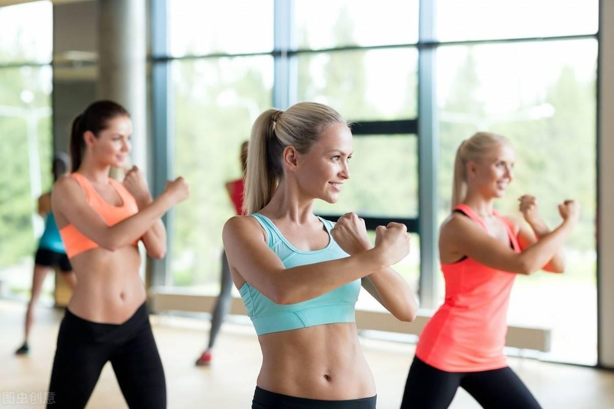 你健身是为了什么?为了红颜不老,为了远离肥胖! 减肥误区 第2张