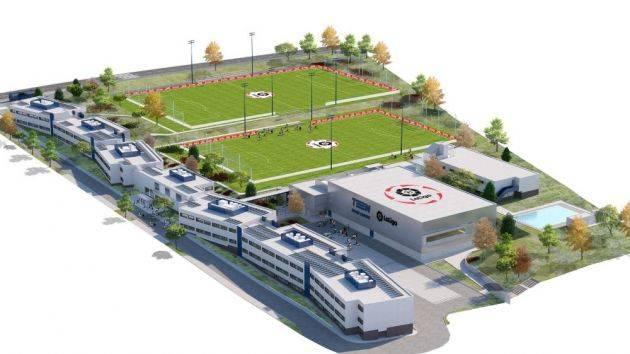 西甲计划在马德里建造多功能体育商业综合体