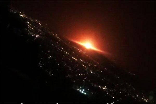 以色列媒体:德黑兰并不是天然气爆炸,那是F35炸毁伊朗核基地
