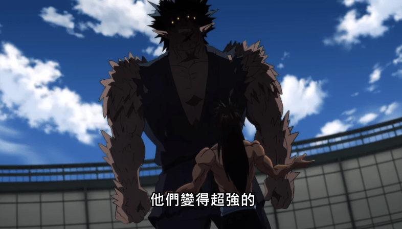 一拳超人:豪杰实力在独角仙之上,黑光遇到他可能会自闭_杰诺斯