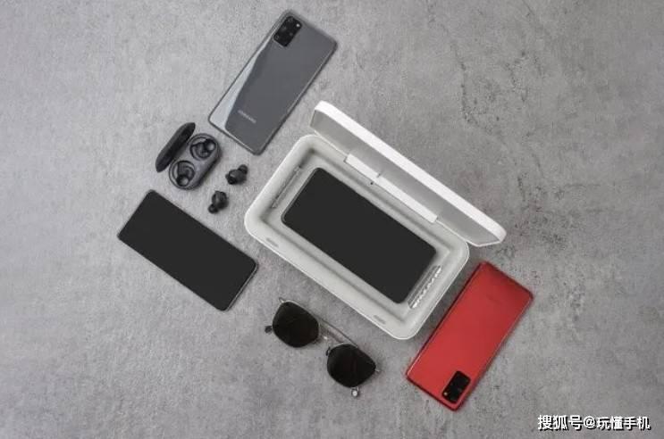 三星推出可对手机进行消毒的新型无线充电器