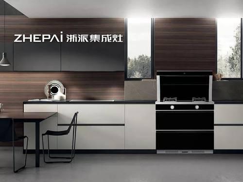 集成灶10大品牌浙派有趣的厨房,