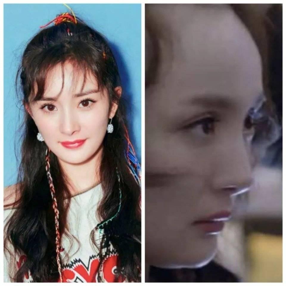 原创             关晓彤、热巴撞上同一款发型,眉上刘海这股风潮又要刮回来了?
