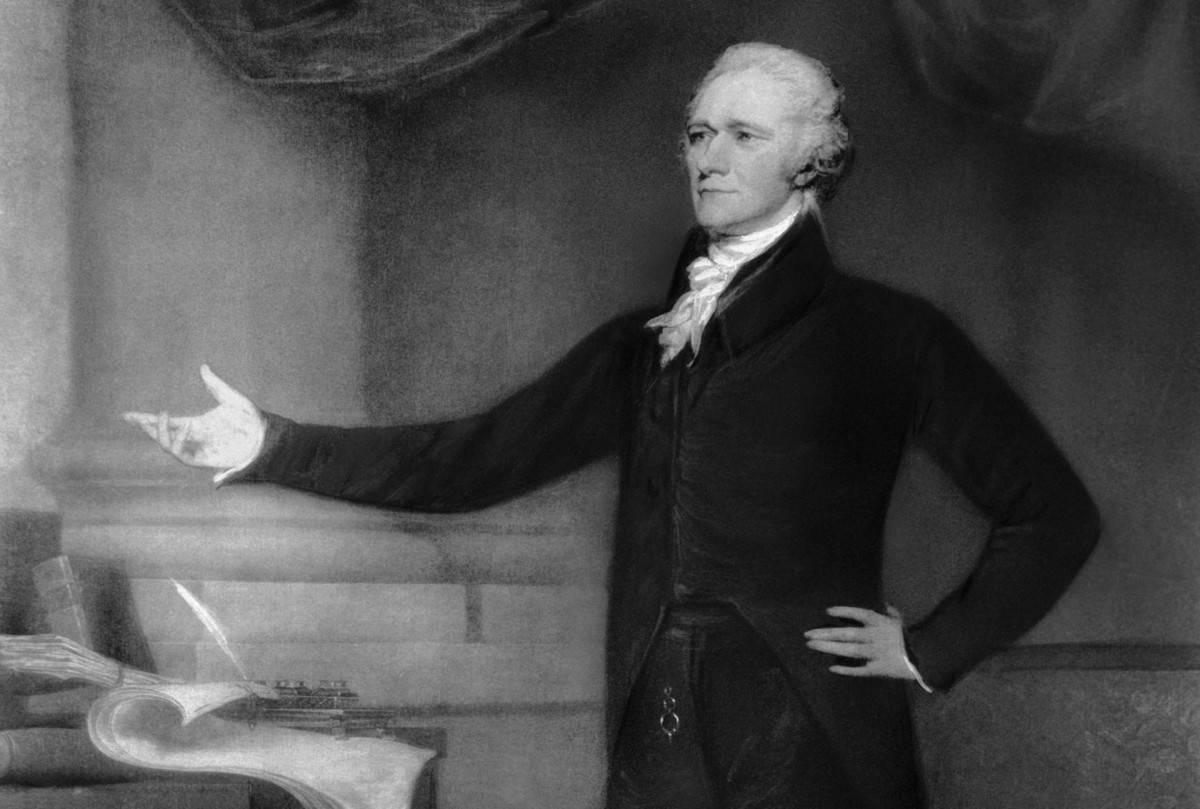 亚历山大·汉密尔顿与奴隶制的复杂关系