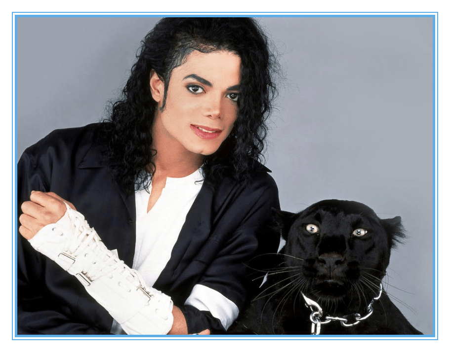 我国只有这位明星曾被杰克逊邀请过,看到他身份:难怪他能火这么多年